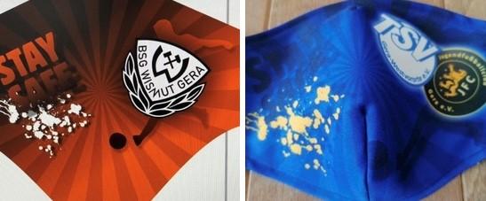BSG Wismut Gera VS TSV Gera Westvororte